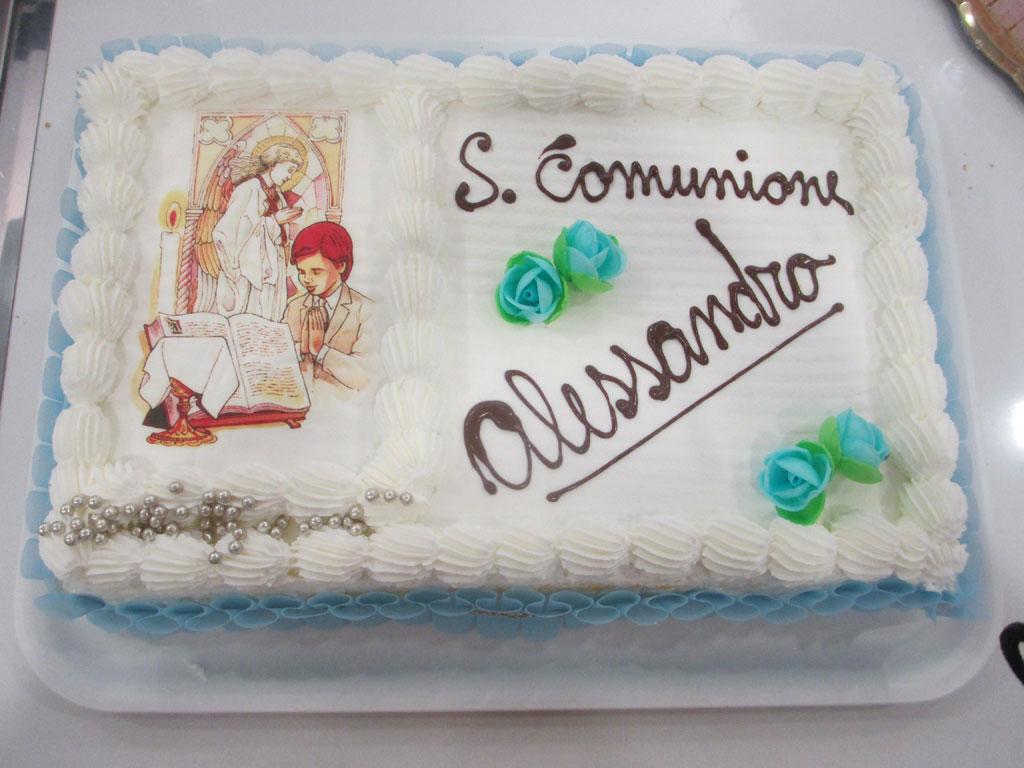 torte battesimo comunione castiglione delle stiviere